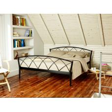 JASMINE-2 - металлическая кровать ТМ МЕТАКАМ