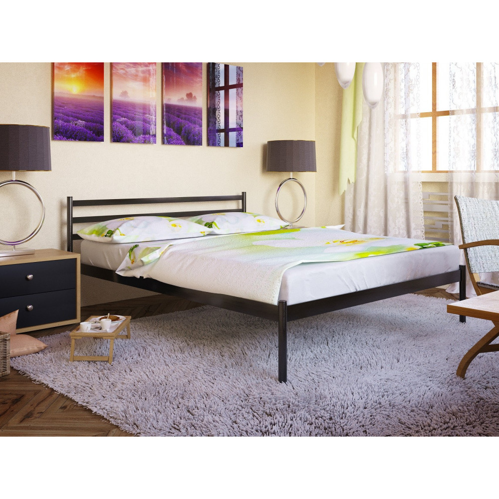Comfort-1 - металлическая кровать ТМ МЕТАКАМ