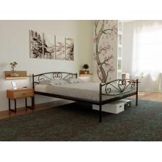 MILANA-2 - металлическая кровать ТМ МЕТАКАМ