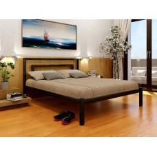 BRIO-1 - металлическая кровать ТМ МЕТАКАМ