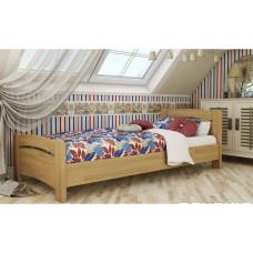 Односпальне Ліжко з масиву Венеція Estella