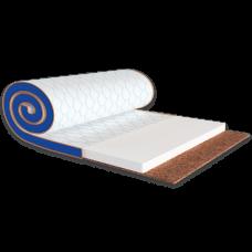 Міні-матрац Sleep&Fly mini FLEX 2в1 KOKOS стрейч